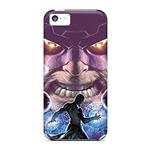 Awesome Galactus I4 Flip Case With Fashion Design For Iphone 5c