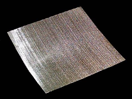 Stainless Steel 304L 0.26mm Aperture By Inoxia Cut Size: 15cmx15cm 60 mesh Woven Wire Mesh