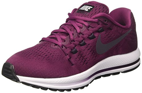 Nike 12 Wine tea bordeaux white Vomero De Chaussures Violet Berry port Running Zoom Femme Air rqtwrA