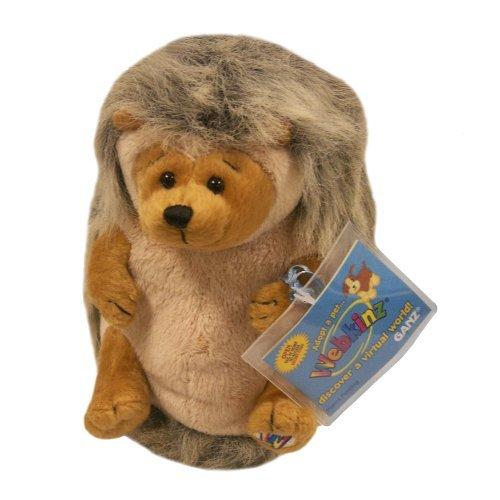 (Webkinz Hedgehog with 3 pack cards)