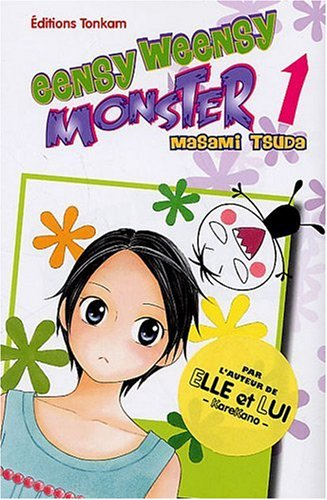 Eensy Weensy monster, Tome 1 (French Edition)
