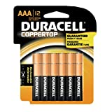 Duracell Coppertop Alkaline AAA Batteries - 12 Count - Best Reviews Guide