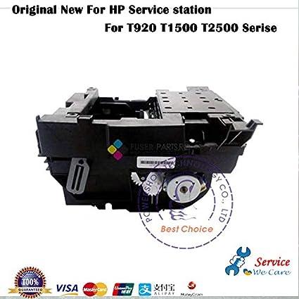 Yoton Q6683-60187 Q6659-60175 CR357-67025 CR537-60104 - Estación de servicio para Designjet T920 T1500 T2500 HPT610 T1100 T1100PS: Amazon.es: Oficina y papelería