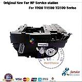 Yoton Original New Service Station Q6683-60187 Q6659-60175 CR357-67025 CR537-60104 For Designjet T920 T1500 T2500 HPT610 T1100 T1100PS - (Color: T610 T1100 T1100PS)