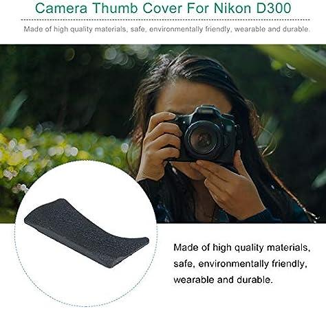 Recambio-set Nikon d300 pinzamiento cubierta de goma reparación pieza de repuesto lc8073