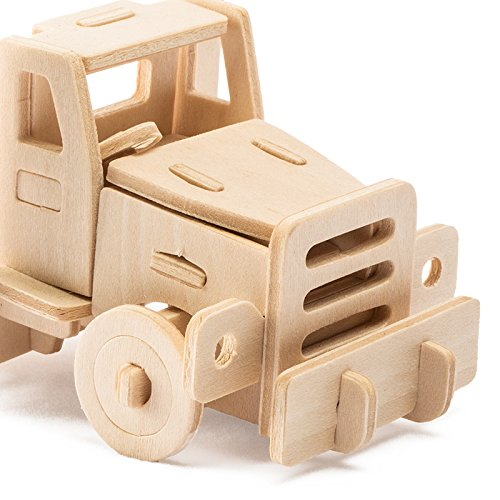 The 8 best wooden models to build