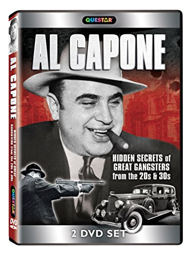 AL Capone: Hidden Secrets of the Great Gangsters from the 1920s and 30s DVD 2 -