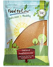 Yellow Mustard Seeds by Food to Live (Non-GMO Verified, Kosher) - 10 Pounds