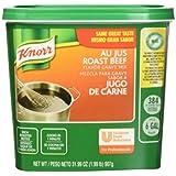 Knorr Gravy Mix Au Jus Roast Beef 1.99 pound 4 count