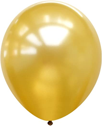 Adult Birthdays or Any Celebration Baby Showers Receptions Neo LOONS 5 Standard Yellow Premium Latex Balloons Great for Kids Pack of 100 Water Fights Weddings