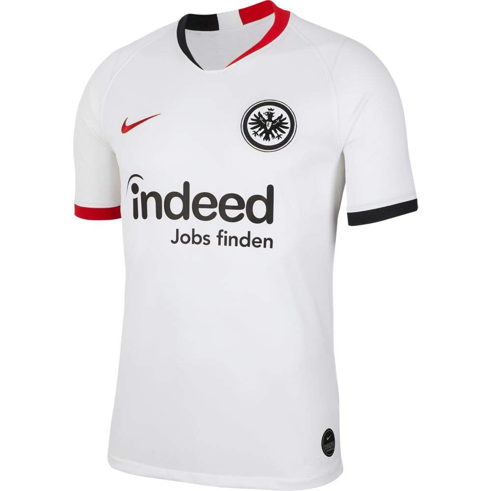 blanc (University rouge) (Full Sponsor) FR   2XL (Taille Fabricant   2XL) Nike Sge M NK BRT Stad JSY SS Aw T- T-Shirt de Football Homme