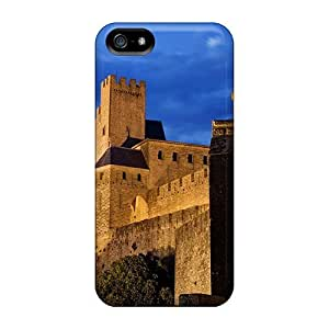 Perfect Fit Dnt22572pyqV Medieval Walkway Cases For Iphone 5C