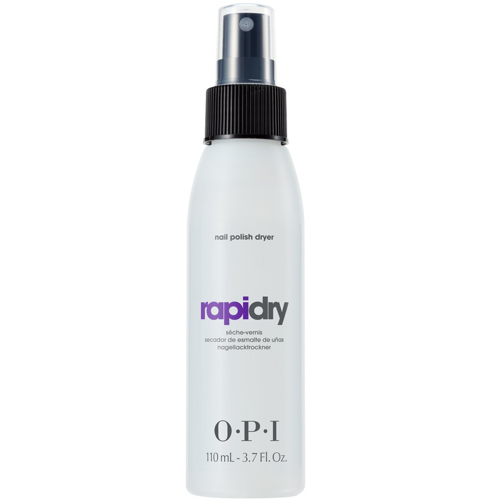 OPI Nail Lacquer Top Coat, RapiDry Spray by OPI