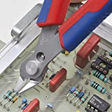KNIPEX Tools - Electronics Super Knips, INOX