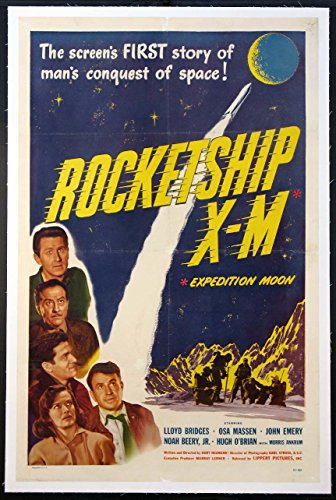 Rocketship X-M Movie Poster