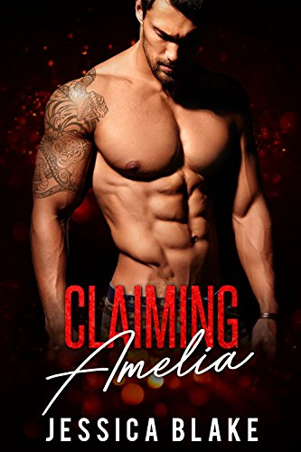 Claiming Amelia cover