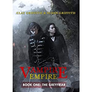 Vampire Empire - The Greyfriar Audiobook