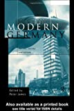 Modern Germany, Peter James, 0415150345