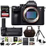 Sony Alpha a7RIII Mirrorless Digital Camera (Body) w/ Sony 128GB SDXC Memory Card/Accessory Bundle