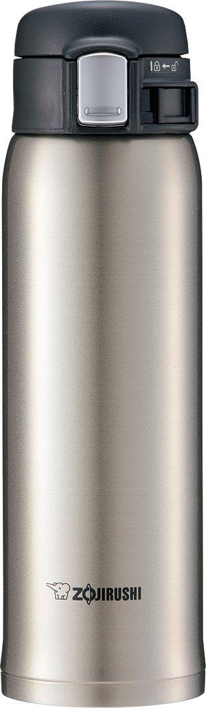 Zojirushi SM-SD48XA Stainless Steel Mug, 16-Ounce,