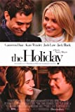 The Holiday Poster Movie 11x17 Cameron Diaz Kate Winslet Jude Law Jack Black