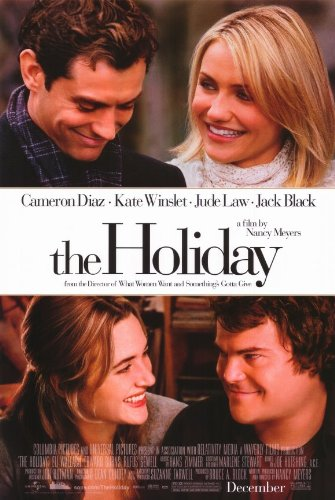 Image result for the holiday movie poster