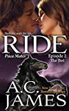 Ride: The Bet: BBW Paranormal Shape Shifter Romance (Puca Mates Book Two)