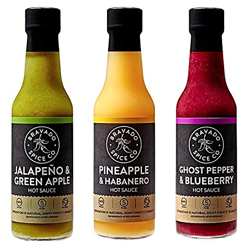 Bravado Spice Co. Hot Sauce 3-Pack