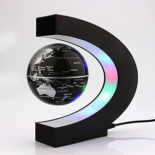 Yosoo C shape Decoration Magnetic Levitation Floating Globe