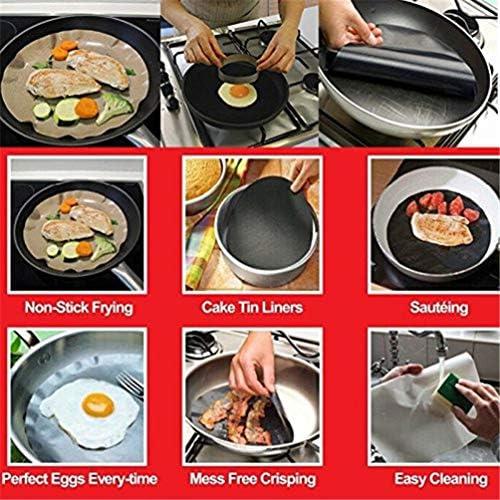 SWEEPID 1 Pcs Réutilisable Anti-Adhésif Barbecue Grill Tapis Pad Feuille De Cuisson Mailles Portable Pique-Nique en Plein Air Cuisson Barbecue Outils, Noir
