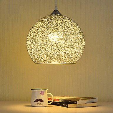 JJ modernas lámparas de techo LED 60W Lámpara de techo ...