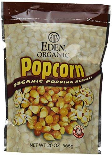 One 20 oz Eden Foods Organic Popcorn Kernels
