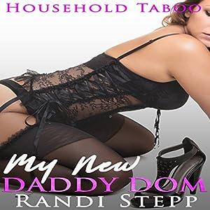 My New Daddy Dom Audiobook