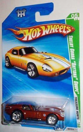 Hot Wheels Shelby Daytona Cobra Coupe Vehicle