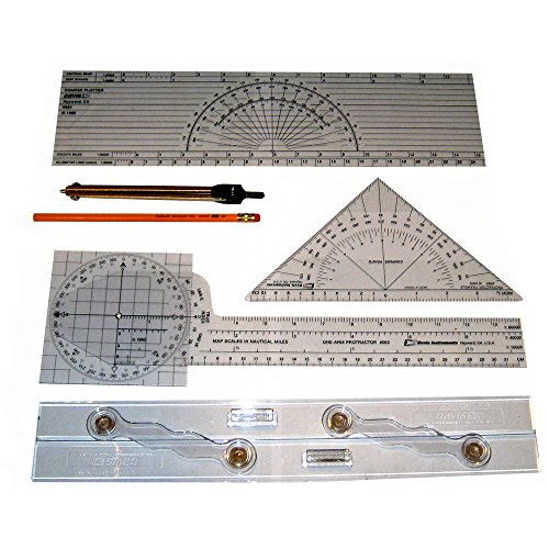 Davis Charting Kit - Complete (Course Protractor)