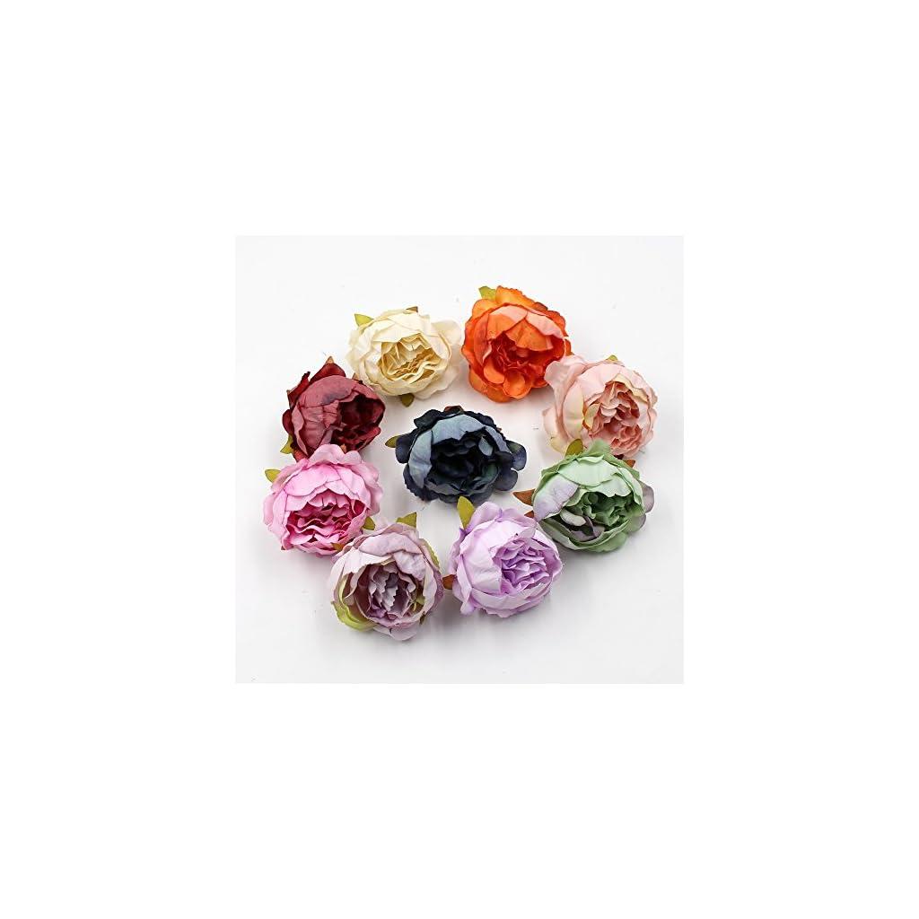 FLOWER-15pcslot-5cm-Peony-Head-Silk-Artificial-Wedding-Decoration-DIY-Garland-Scrapbook-Gift-Box