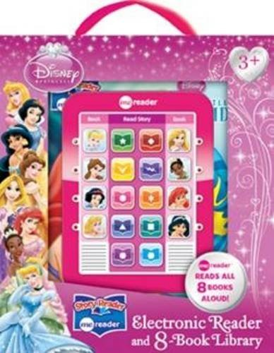Disney Princess Me Reader Electronic Reader and 8-Book