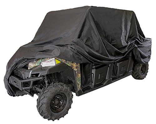 Raider EP-7709 Black X-Large 2-Row Seating UTV Storage Cover