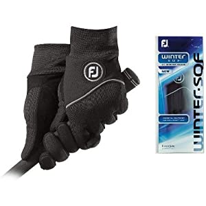Amazon.com : FootJoy WinterSof Gloves Pair XXL NEW