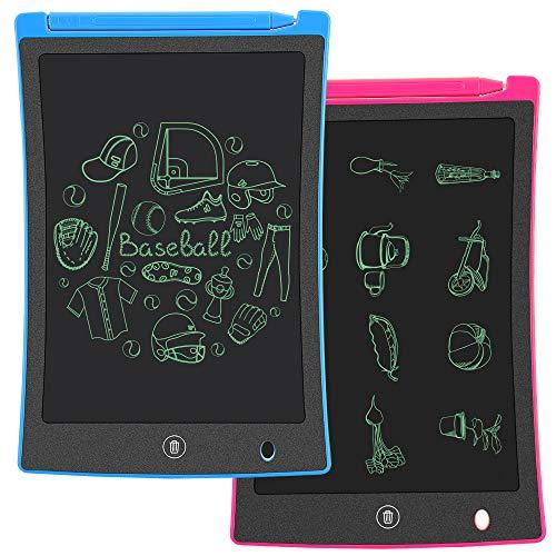 KURATU 2-Pack LCD Writing Tablet
