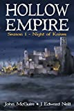 img - for Hollow Empire: Season 1 - Night of Knives book / textbook / text book