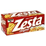 Zesta Saltine Crackers, Original, 16-Ounce Box (Pack of 6)