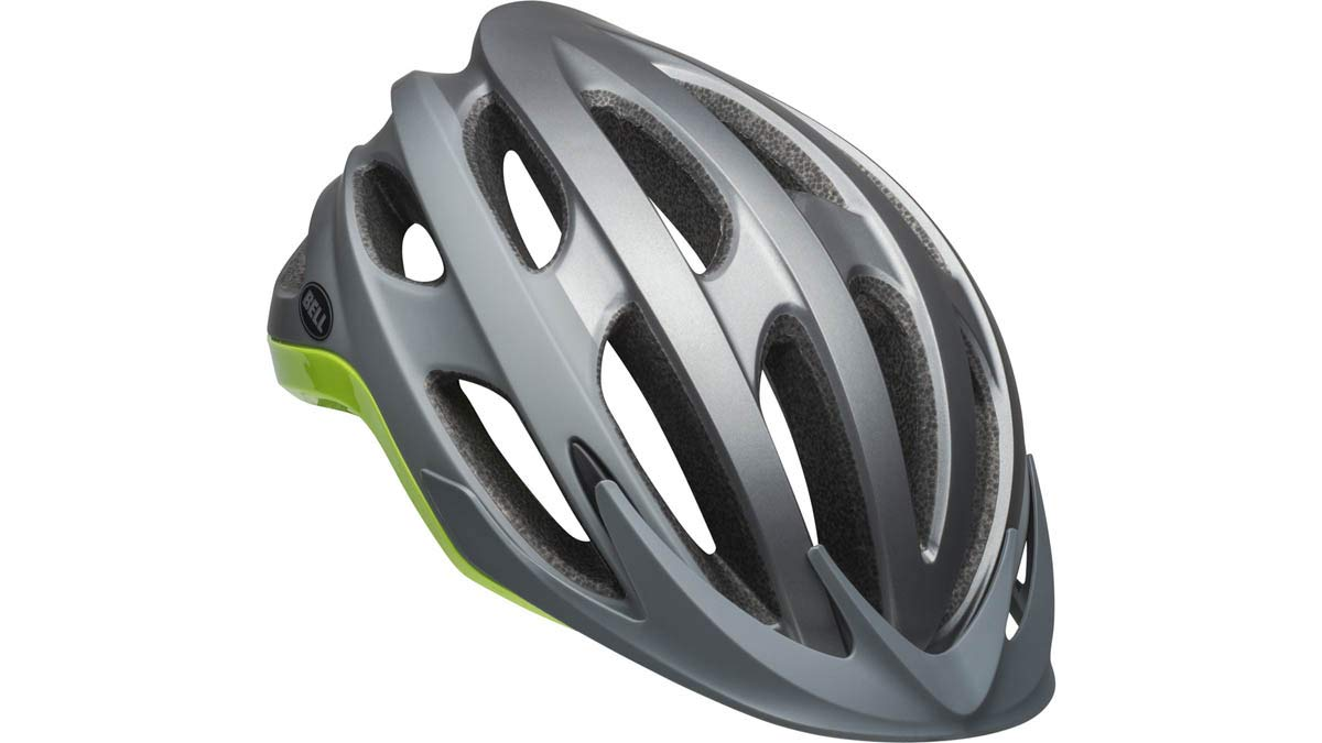 BELL Drifter MIPS XC MTB Fahrrad Helm grau grün 2019