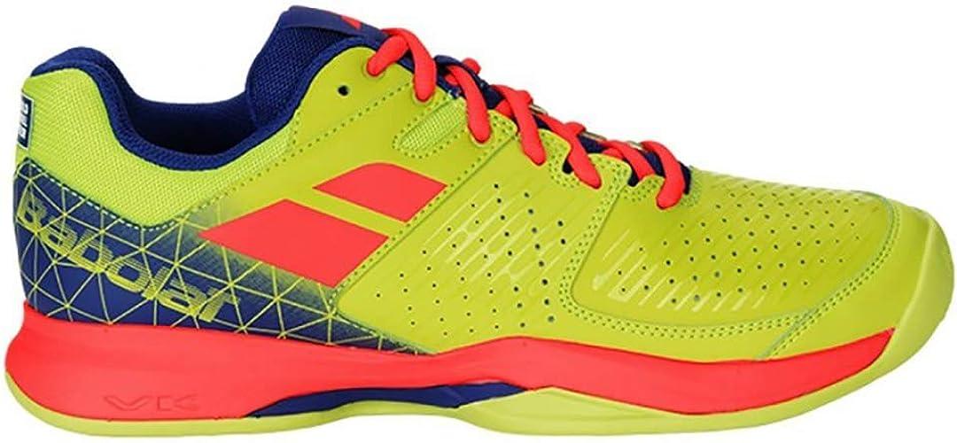 Babolat Pulsion WPT - Zapatillas de pádel, color amarillo y ...