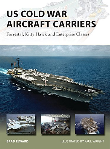 US Cold War Aircraft Carriers: Forrestal, Kitty Hawk and Enterprise Classes (New Vanguard) - New Military Aircraft