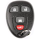 ACDelco 20877108 GM Original Equipment 4 Button Keyless Entry Remote Key Fob