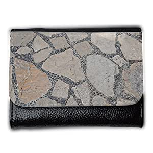 le portefeuille de grands luxe femmes avec beaucoup de compartiments // M00158443 Antecedentes de la calle de piedra // Medium Size Wallet