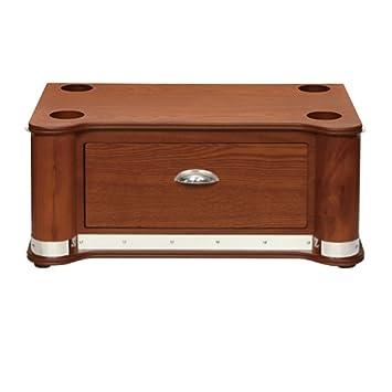 Amazon.com: Crosley Jukebox Stand for iJuke Full Size, Walnut ...