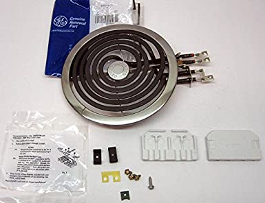 Cooking Appliances Parts WB30X356 GE Hotpoint Range Calrod Element on