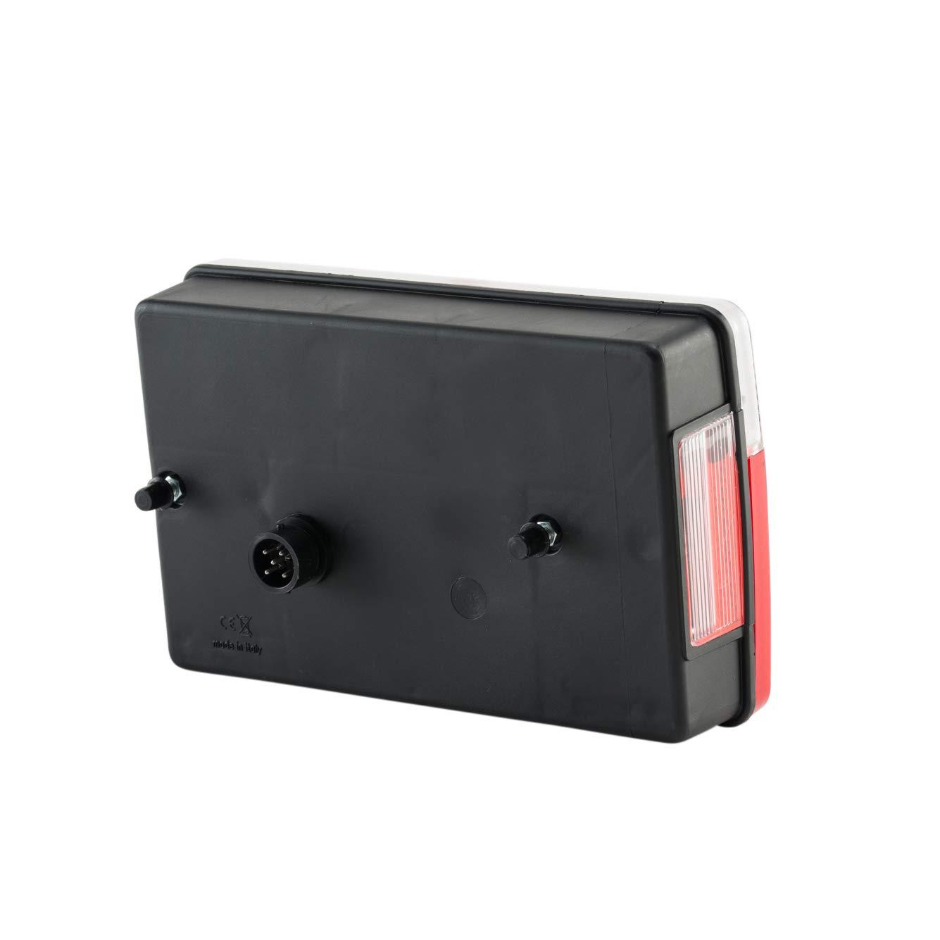 lato destro 6 funzioni Luce per portabagagli AMCAR 005416